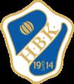 Halmstads team badge