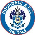 Rochdale's team badge