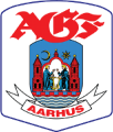 AGF Aarhus's team badge