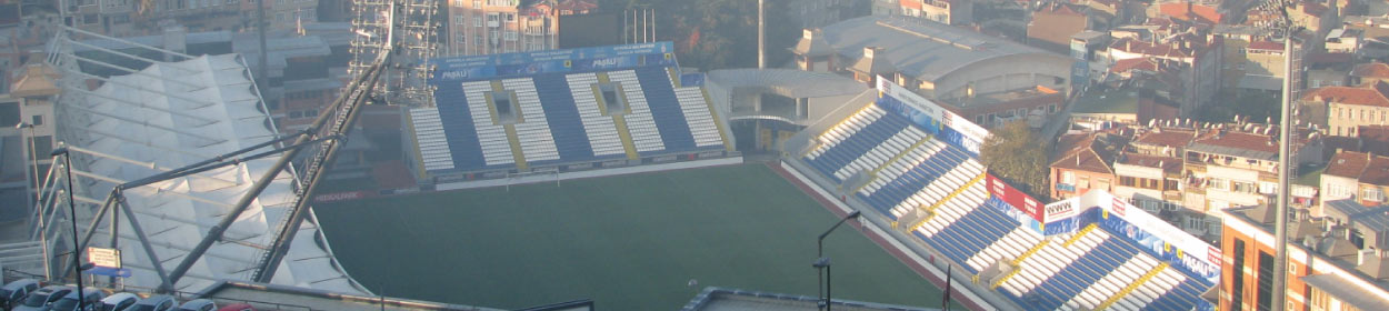 stadium where Kasimpasa play football in the