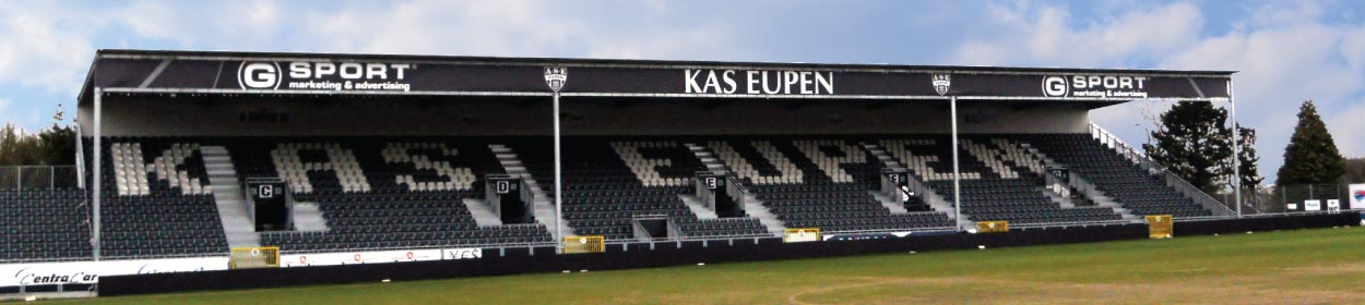 stadium where Eupen play football in the