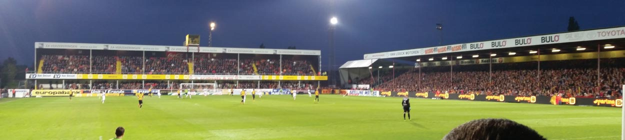 stadium where Mechelen play football in the