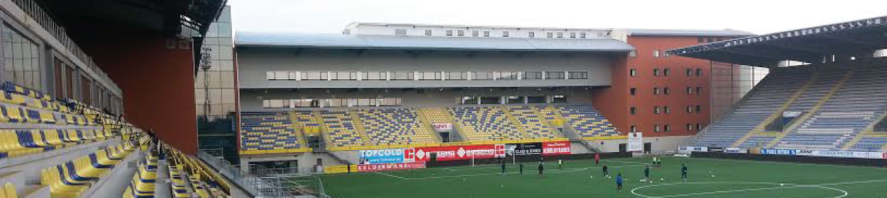 stadium where St.Truiden play football in the