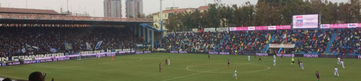 Paolo Mazza stadium where SPAL play football in the