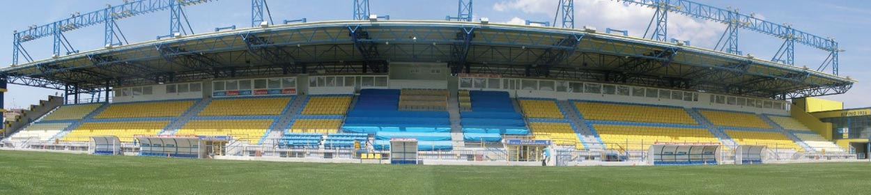 stadium where Panaitolikos play football in the