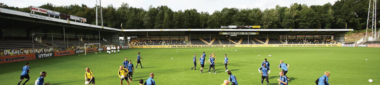 stadium where VVV Venlo play football in the