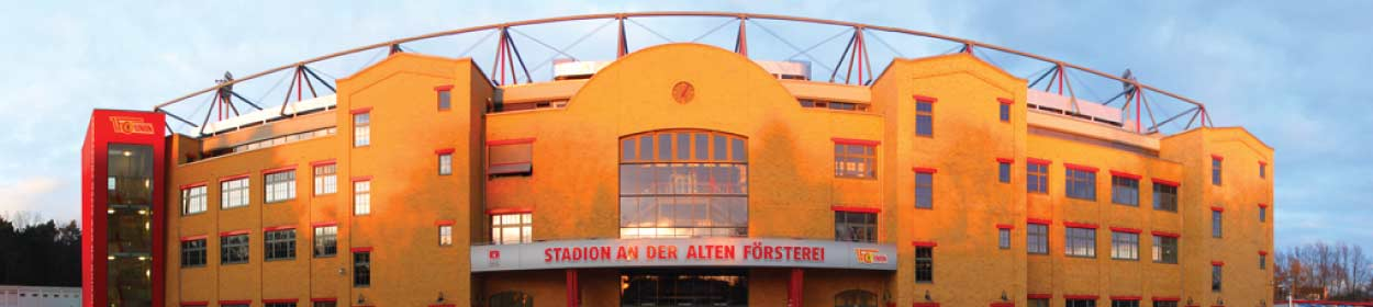 stadium where FC Union Berlin play football in the