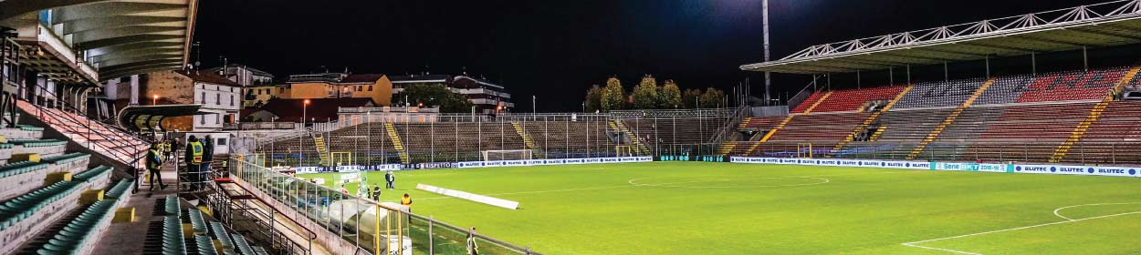 stadium where US Cremonese play football in the