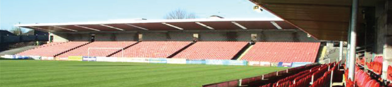 stadium where Cork City FC play football in the