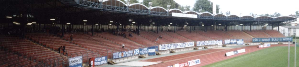 stadium where LASK Linz play football in the