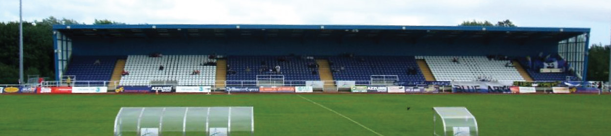 stadium where Waterford FC play football in the