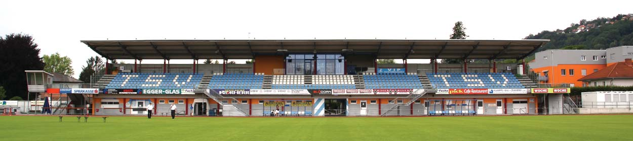 Profertil Arena Hartberg stadium where TSV Hartberg play football in the