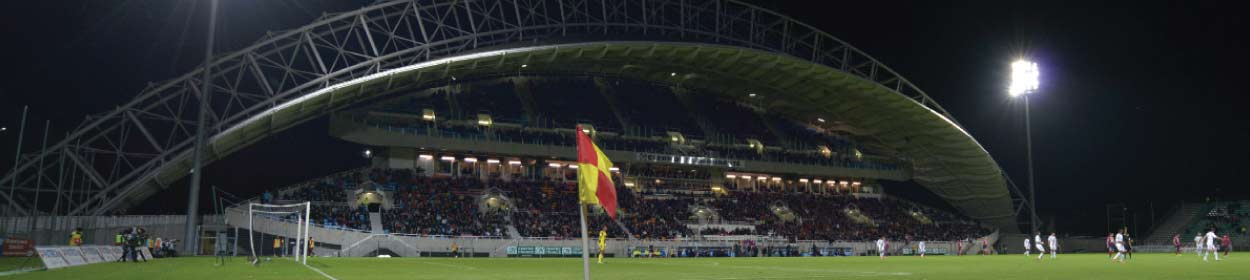 stadium where Clermont Foot play football in the