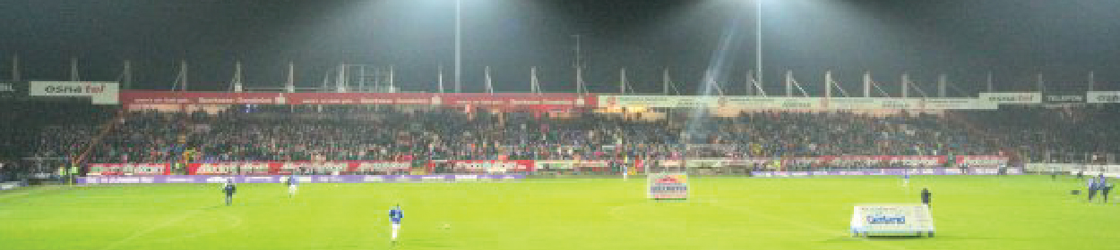 stadium where VfL 1899 Osnabruck play football in the