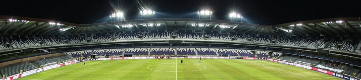 Constant Vanden Stockstadion stadium where RSC Anderlecht play football in the