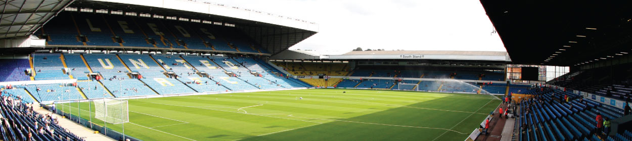 stadium where Leeds United play football in the