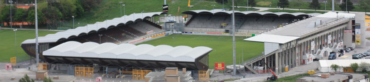 stadium where FC Sion play football in the