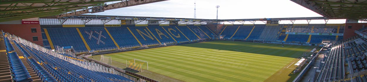 stadium where NAC Breda play football in the