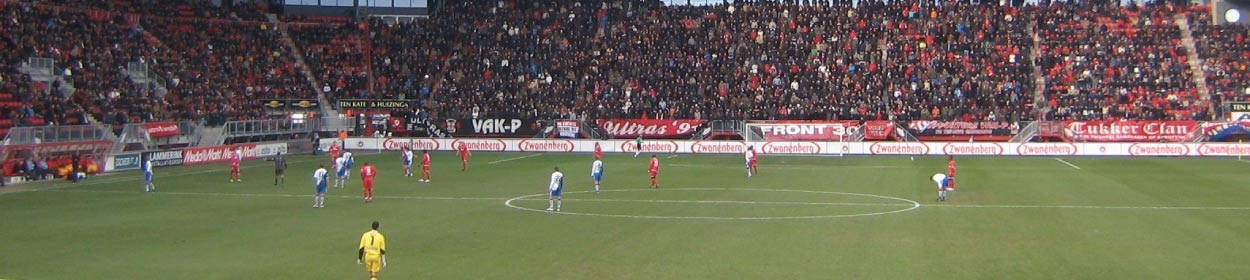 stadium where FC Twente play football in the