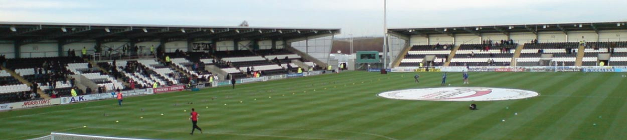 stadium where St. Mirren play football in the