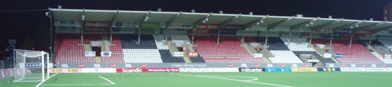 stadium where Örebro SK play football in the