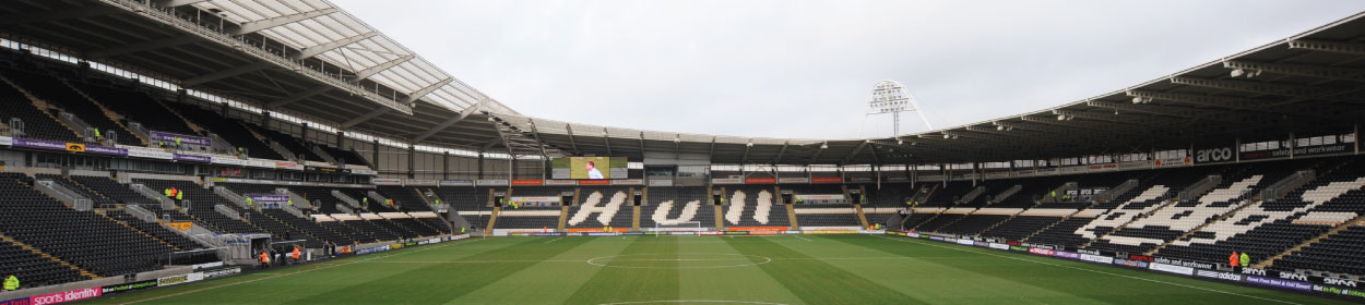 stadium where Hull City play football in the