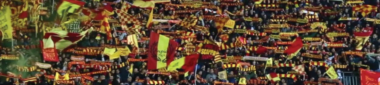 stadium where Lecce play football in the