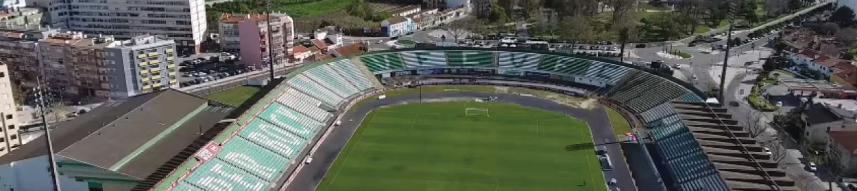stadium where Vitoria Setubal play football in the