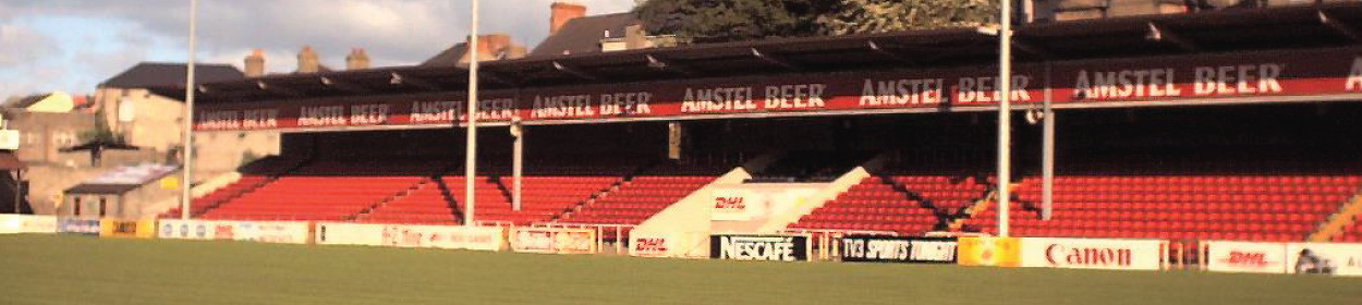 stadium where St Patrick's Athletic play football in the