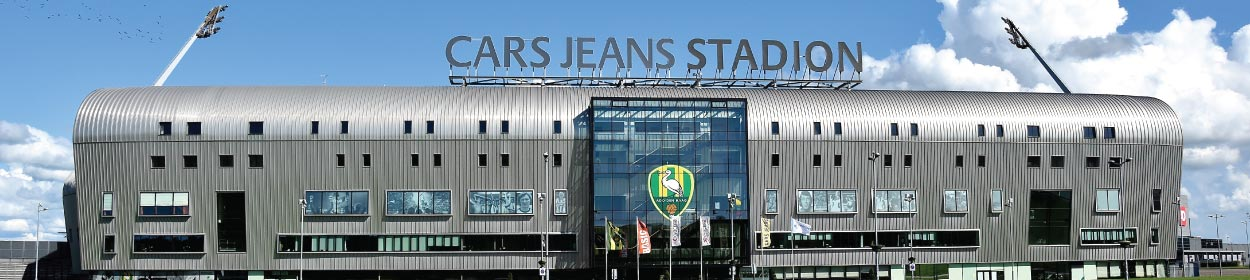 stadium where ADO Den Haag play football in the