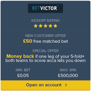 Bet Victor sign up now