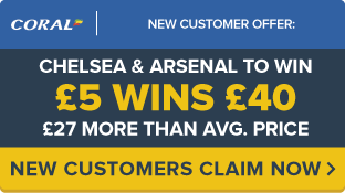 Coral-ARSENAL-CHELSEA-OFFER