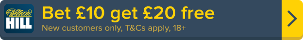 William Hill sign up now