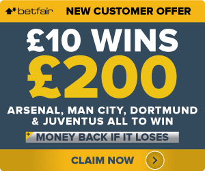 BetFair-Offer-arsenal-man-city-dortmund-juventus-to-win