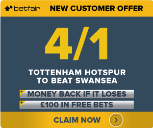 BetFair-Offer-spurs-to-beat-swansea