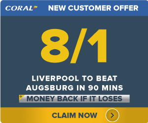Coral-Offer-liverpool-to-beat-augsburg-8-to-1