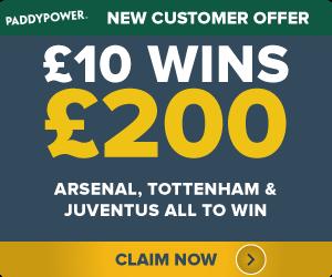 PaddyPower-Offer-Arsenal-Juventus-Tottenham-Hotspur-020316-Large