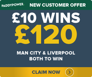 PaddyPower-Offer Man City and Liverpool to win