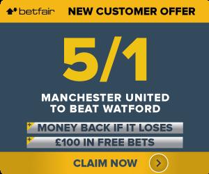 BetFair-Offer-man-utd-to-beat-watford