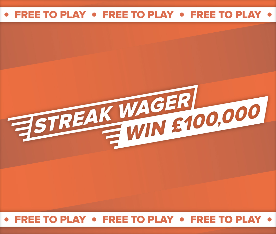 Streak Wager competition picture