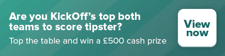 Both teams to score top tipsters advert