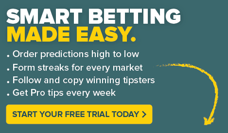 Kickoff smart betting made easy start free trial